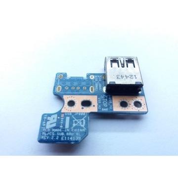 MODUŁ USB PL/CS SUB BRD 6L TOSHIBA L870D L875