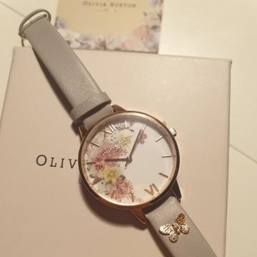 Olivia Burton zegarek NOWY Enchanted Garden