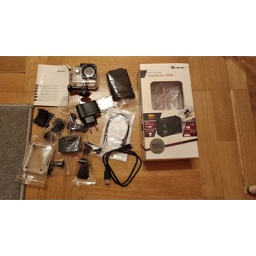 AKCESORIA kamera sportowa Tracer SJ4000 / GO PRO