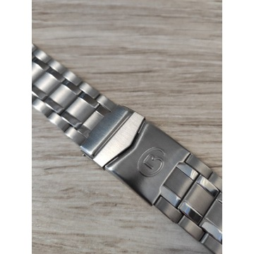 Oryginalna nowa bransoleta WOSTOK amfibia 22mm