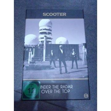 SCOOTER - under the radar over the top, zestaw