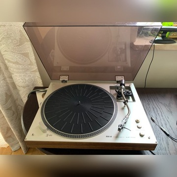Gramofon Akai AP006 Direct Drive