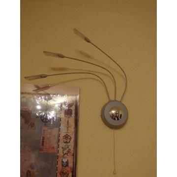 Kinkiet lampka lampa oświetlenie ne żyrandol 3 G9