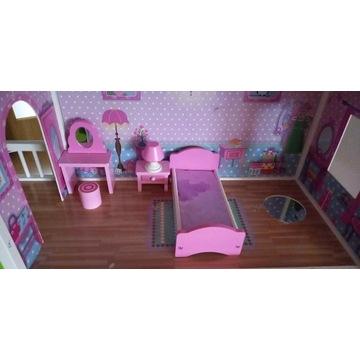 Domek Barbie Duuuży