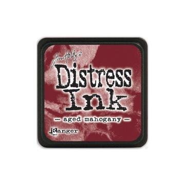 Distress Ink - tusz - Aged Mahogany