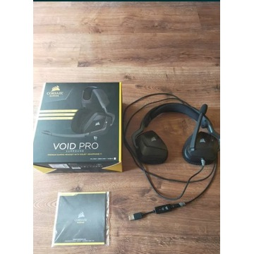 Słuchawki gamingowe CORSAIR VOID PRO 7.1 PC/PS4/XB