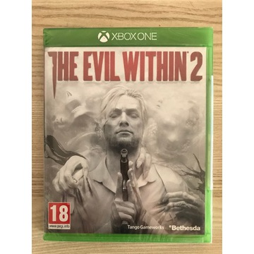 The Evil Within 2 PL XONE Nowa FOLIA po polsku!