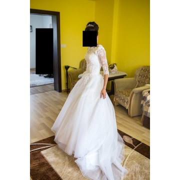 Suknia ślubna 34-36 Radom