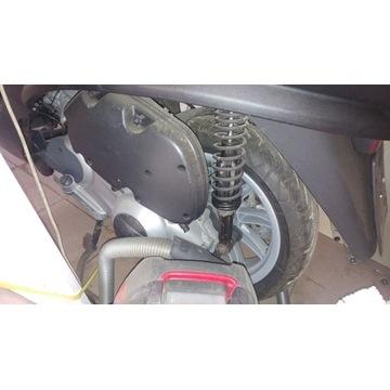 Piaggio Mp3 250 wtrysk silnik