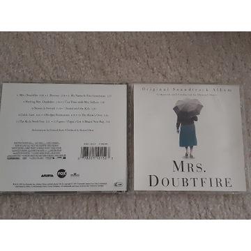 MRS. DOUBTFIRE - Howard Shore Soundtrack (OST)
