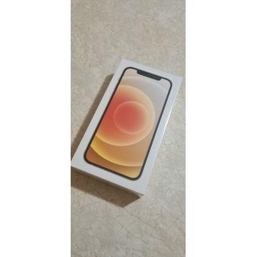 Nowy IPhone 12 64 gb biały okazja!