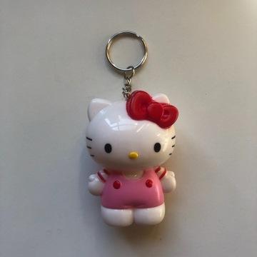 Duży brelok kawaii Hello Kitty alt aesthetic