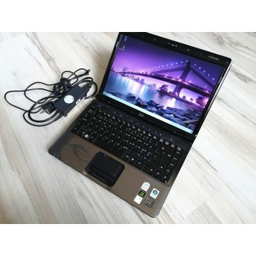 "Laptop 14"" HP Kamera, 3GB RAM, Intel 2x2GHz"