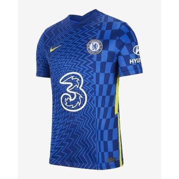 Nike Chelsea Londyn Koszulka Home 21/22 Nadruk