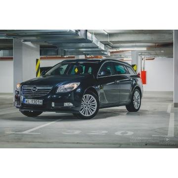Opel Insignia 2.0, 160KM, Automat, 2013 r