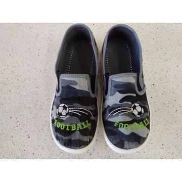 Trampki, buty szkolne rozmiar 28 wkładka 18,2 cm