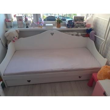 Łóżko 80x180