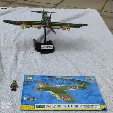Używany model samolotu Kawasaki KI-6I-I Hien Tony