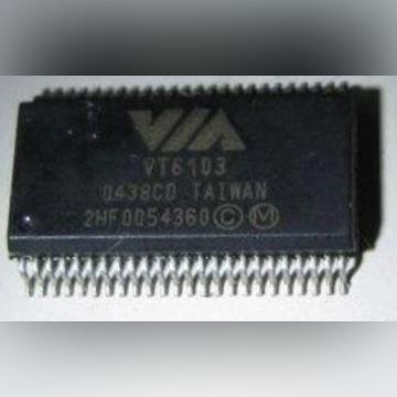 Nowy układ Chip VT 6103