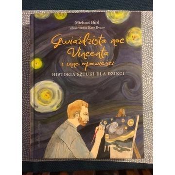 Historia sztuki Van Gogh dla dzieci