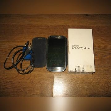 Smartfon Samsung Galaxy S3 szary 16 GB BCM