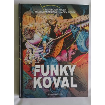 Funky Koval integral Polch