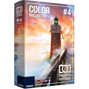 COLOR PROJECTS 4 KOD