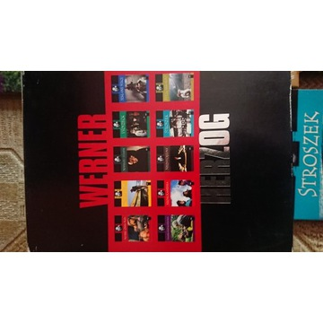Werner Herzog Kolekcja pakiet dvd box