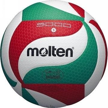 Piłka siatkowa Molten V5M5000 +worek,pompka gratis