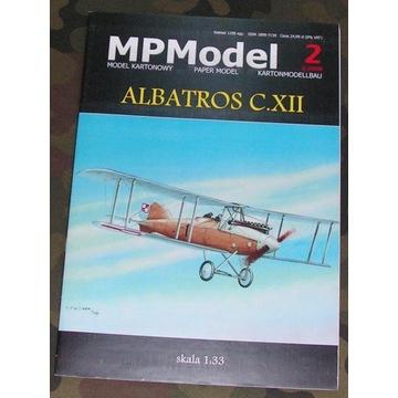 MPModel - Albatros C.XII