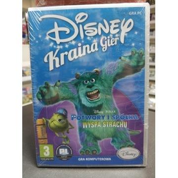 Disney Potwory i Spółka Wyspa Strachu PC PL
