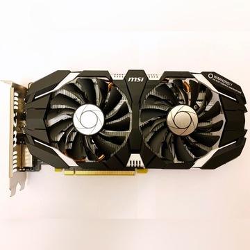 MSI GTX 1060 3GB