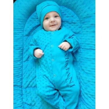 Armani Baby Komplecik z czapeczką