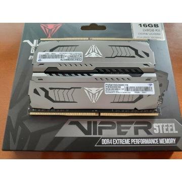 Pamięć RAM DDR4 Patriot Viper Steel 16 GB 3600