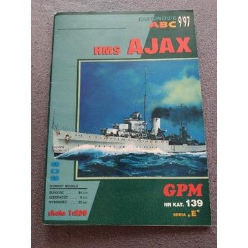 Model kartonowy GPM Ajax
