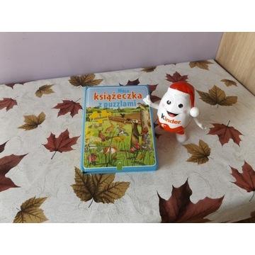 Moja Książeczka z puzzlami