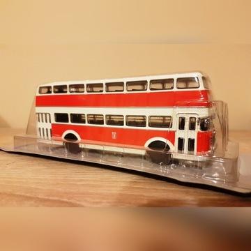 Kultowe autobusy PRL, Bussing D2U, skala 1:72
