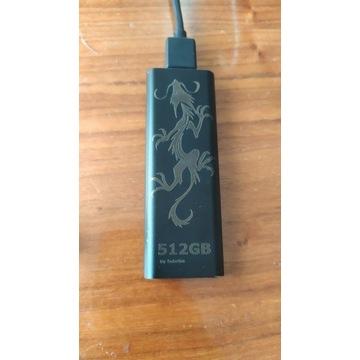 Dysk SSD 500GB USB 3.0 M2