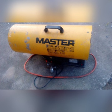 Nagrzewnica gazowa MASTER BLP 73kw M
