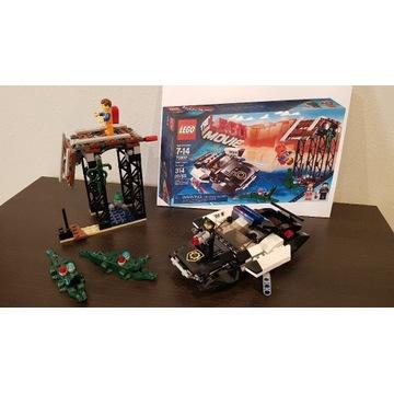Klocki LEGO MOVIE 70802 Pościg za złym policjantem
