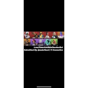 KONTO FORTNITE | CHAMPION PSC RZADKIE SKINY