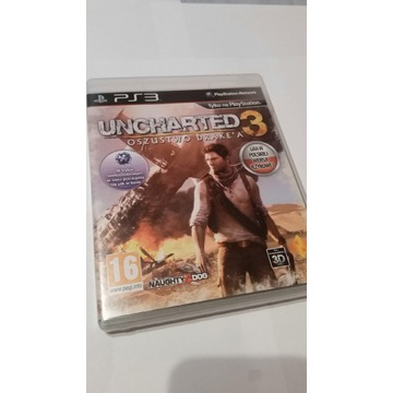 Uncharted 3 Oszustwo Drake'a Ps3 PL
