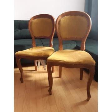 Stylowe krzesła do renowacji