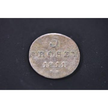 Księstwo Warszawskie 5 Groszy 1811 I.B. st. 3-