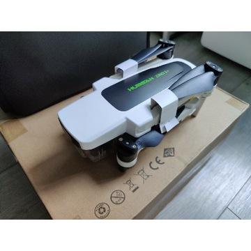 Dron Hubsan Zino 2 + Plus 4K 2Bat Jak nowy Komplet