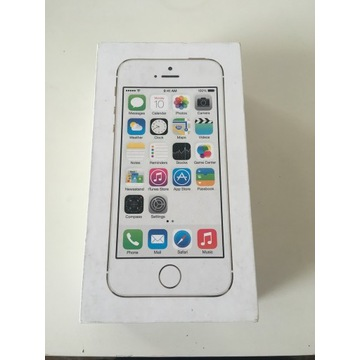 2x Iphone 5s (16,32GB)Srebrny