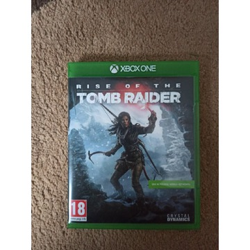 Tomb Raider rise of the xbox one PL
