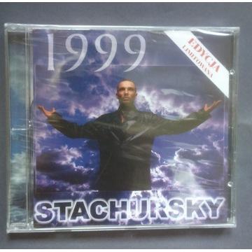 STACHURSKY 1999 CD zafoliwany  Edycja Limitowana