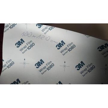 Folia 3m Wrap Film Series 1080 biały mat
