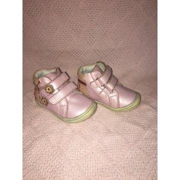 Buty startowe profilaktyczne Memo Baby BELLA r.19